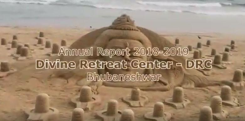 Divine retreat centre, Bhubaneshwar | Annual Service Report 2018-19 | Brahma Kumaris